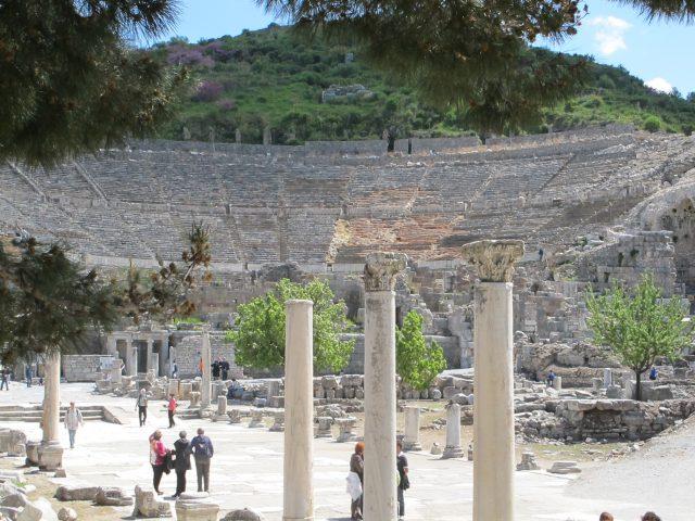 Amphitheater in Ephesos