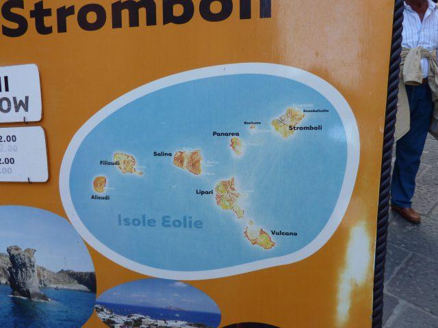 Die Äolischen Inseln um Lipari