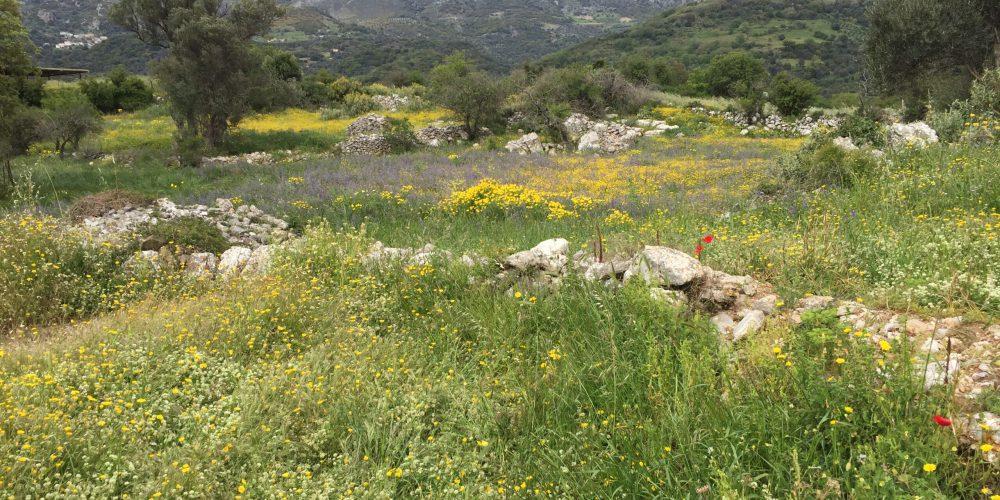 Kreta, April 2019
